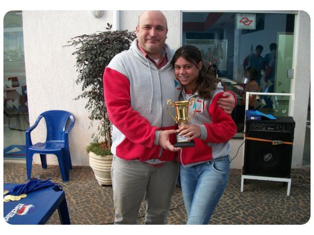 Premiação do Torneio Iniciação DELTA Colégio 2011