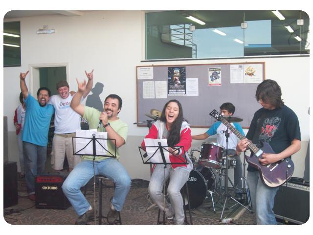 1º Intervalo Musical DELTA 2011